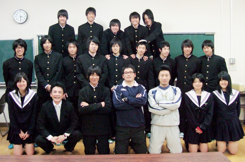 201004 春日井高等学校 サッカー部
