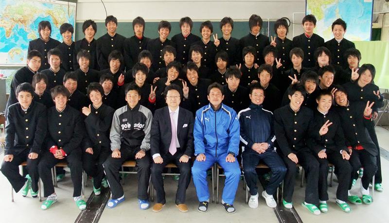 201005 熱田高等学校 サッカー部