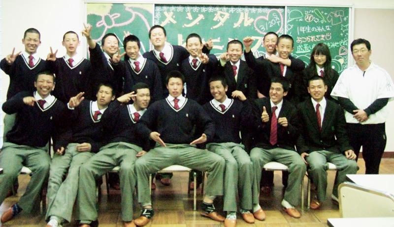 栗東高等学校硬式野球部