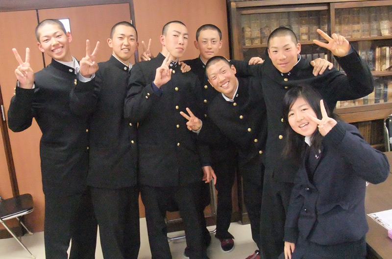 201006 羽咋高等学校 硬式野球部