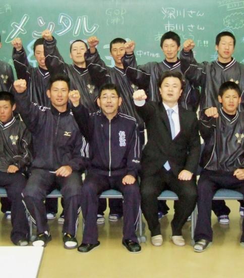 松江西高等学校 硬式野球部