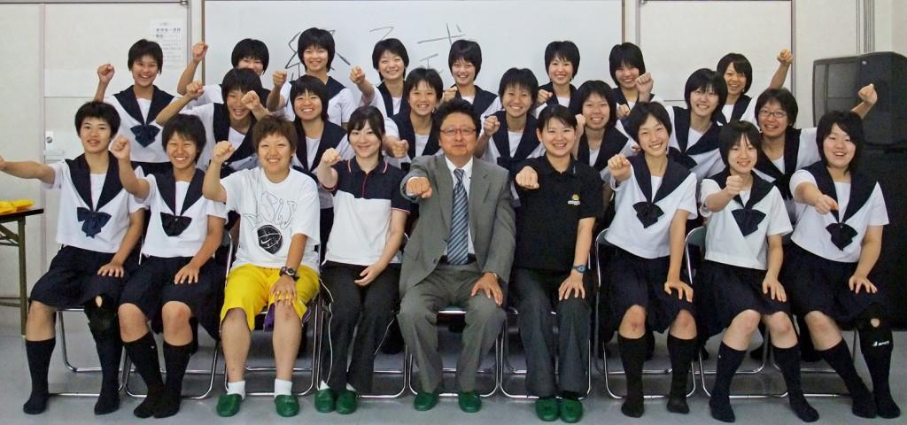 201009_熱田高等学校 女子バスケットボール部