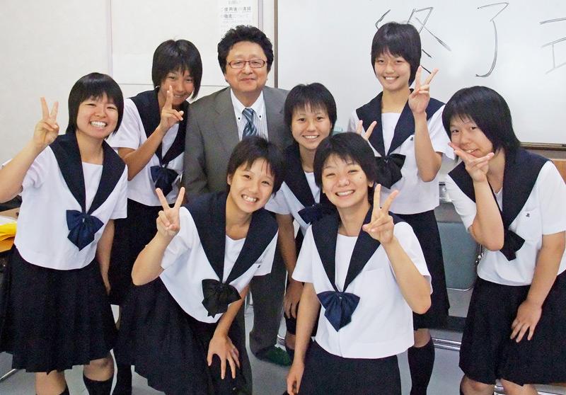熱田高等学校女子バスケットボール部