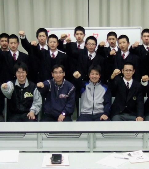 岐阜東高校 硬式野球部