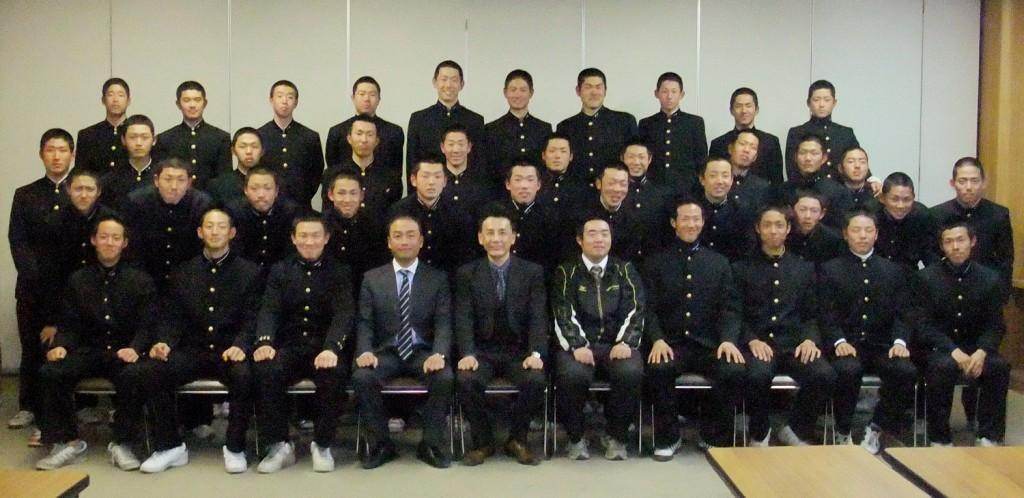 2011 関西高校 硬式野球部