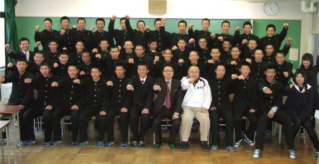 201103 新城東高校硬式野球部