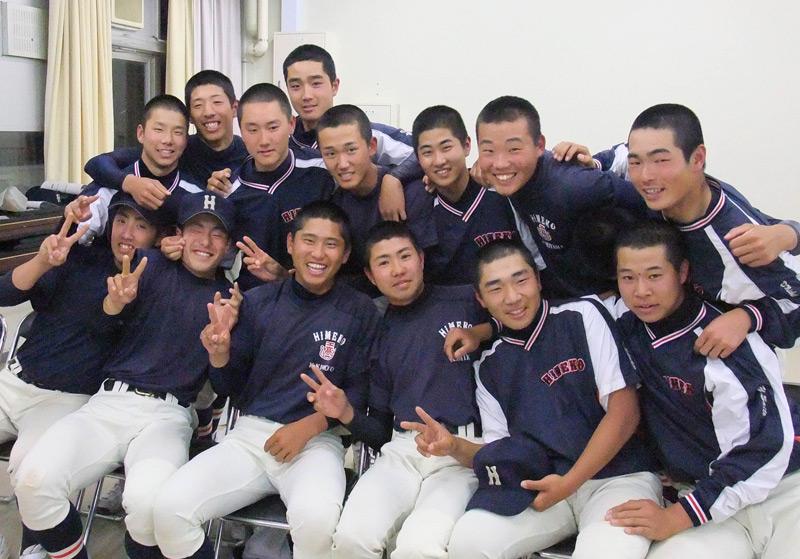 201608 姫路工業高等学校 野球部