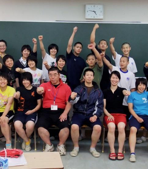 日本大学第三高校 柔道部