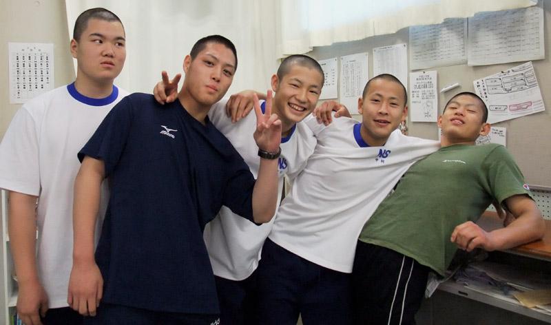 200907 日本大学第三高校 柔道部