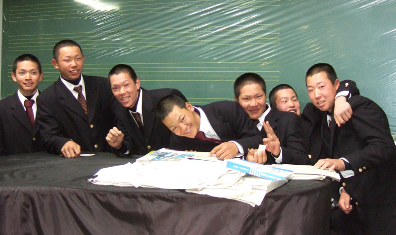 200901 市川高校 硬式野球部