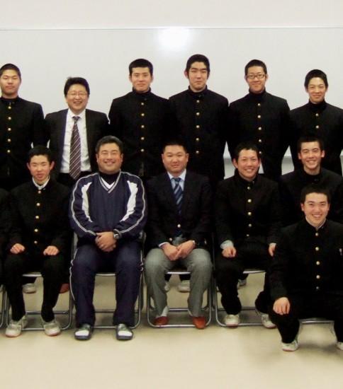 新潟県央工業高校 硬式野球部