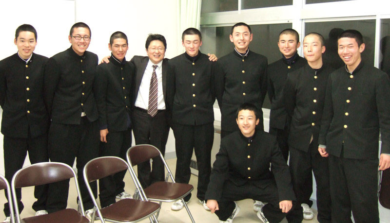 200901 新潟県央工業高校 硬式野球部