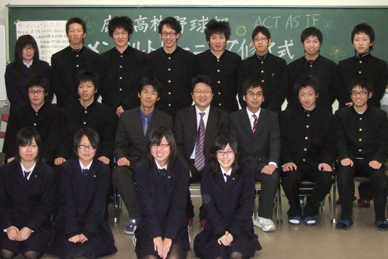 200902 鹿西高校 硬式野球部