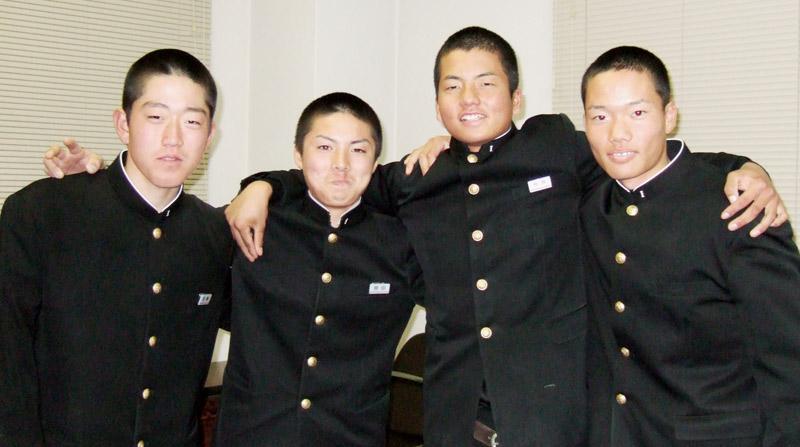 200902 丹原高校 硬式野球部