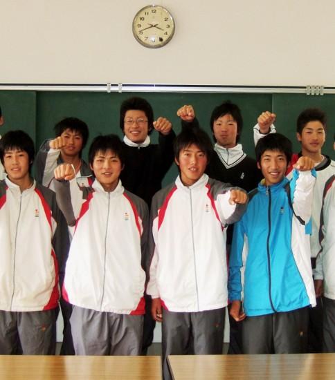 甲西高校 ソフトテニス部