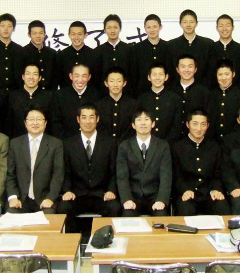松山東高校 硬式野球部