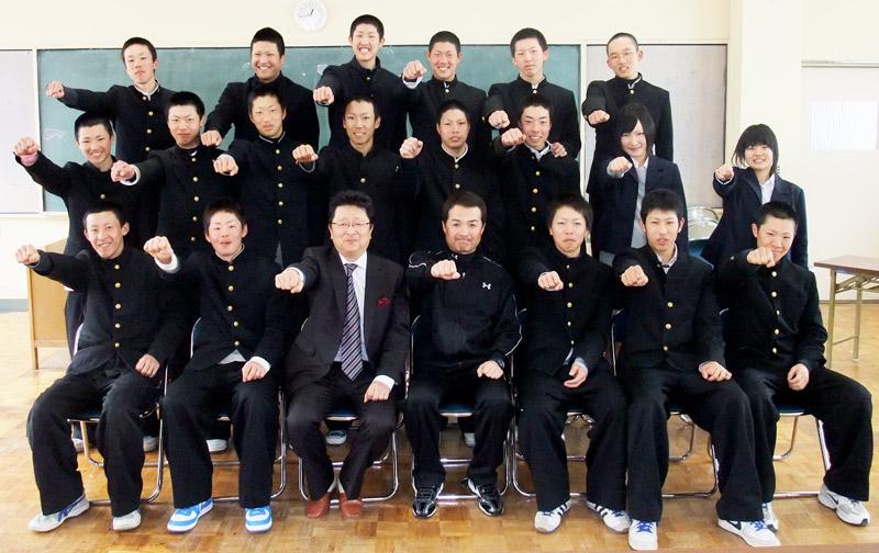 200904 見附高校 硬式野球部