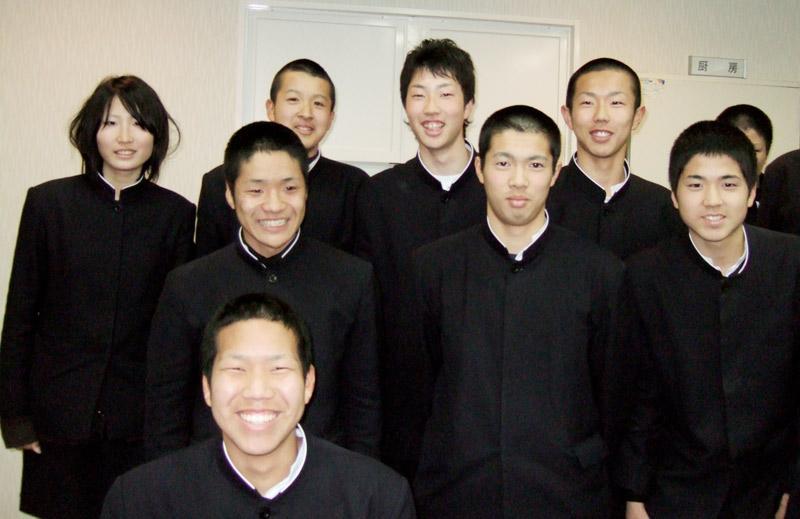 200903 能登川高校 硬式野球部</