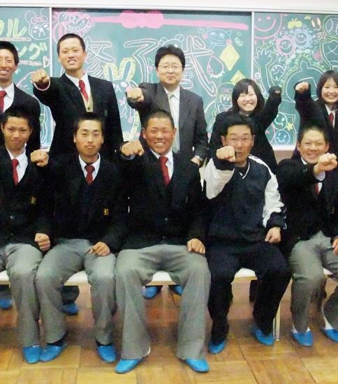 栗東高校 硬式野球部
