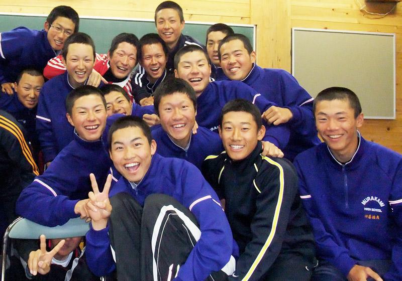 200906 村上高校 硬式野球部