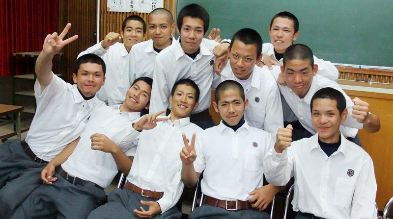 200906 南部工業高校 硬式野球部