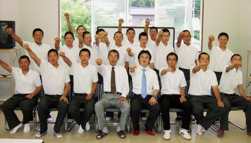 200907 二上工業高校 硬式野球部