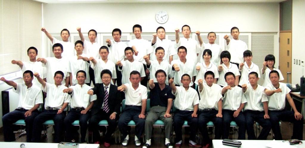 200907 高岡西高校 硬式野球部