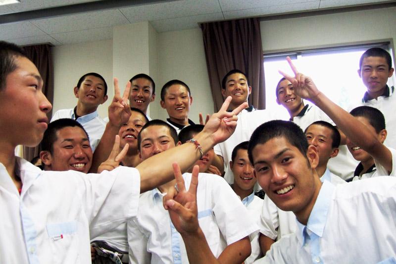200908 郡山高校 硬式野球部