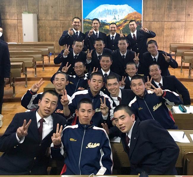 市川高等学校 野球部 セレクトコース