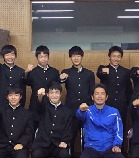 千種高等学校 サッカー部【セレクトコース】2016年度