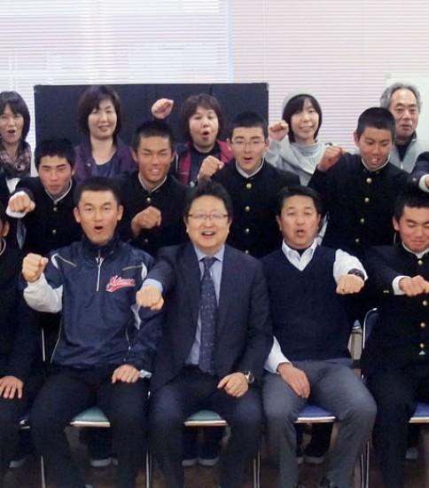 中村高等学校 硬式野球部 2016年度