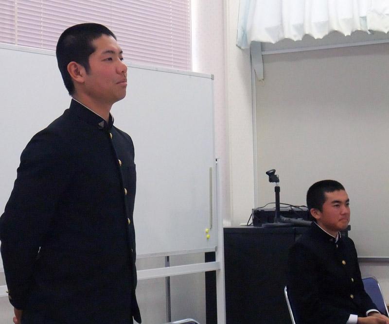 中村高等学校 硬式野球部 2017