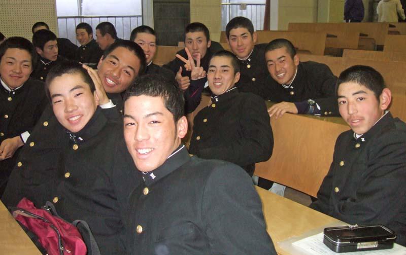 メントレ:三田学園高校 硬式野球部2008