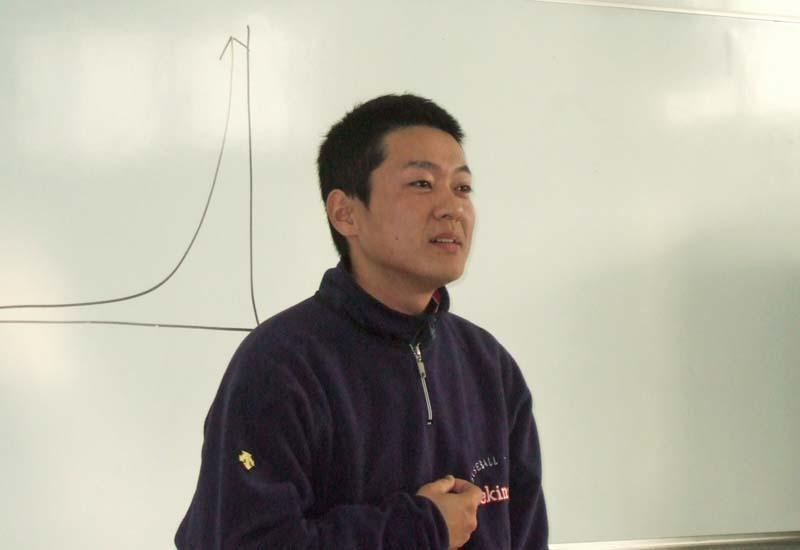 メントレ:碧南高校 硬式野球部 2008