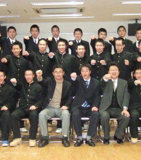 金沢錦丘高校 硬式野球部 2008年度