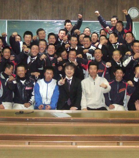 市川高校硬式野球部 2008年度
