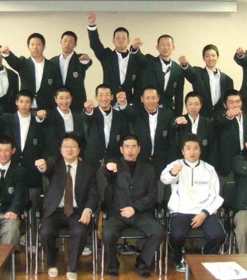 小松市立高校 硬式野球部 2008年度