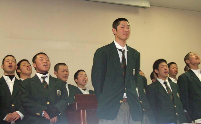 小松市立高校 硬式野球部 2008