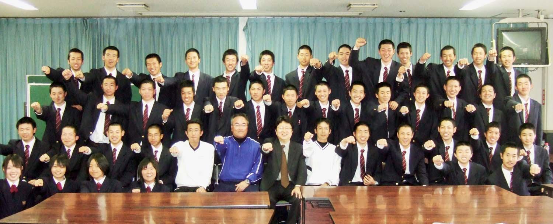 小城高校 硬式野球部 2008