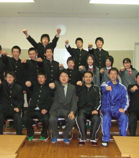 津山東高校 硬式野球部 2008年度