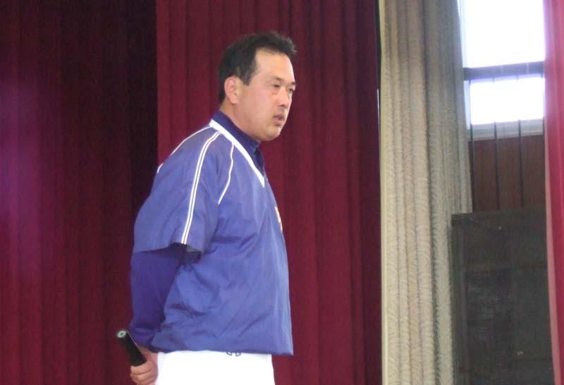 神戸西高校 硬式野球部 2008