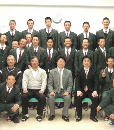 篠山鳳鳴高校 硬式野球部 2008年度