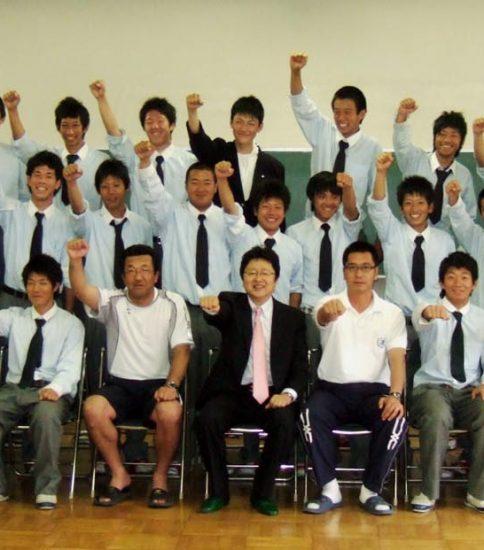 小山南高校 サッカー部 2008年度