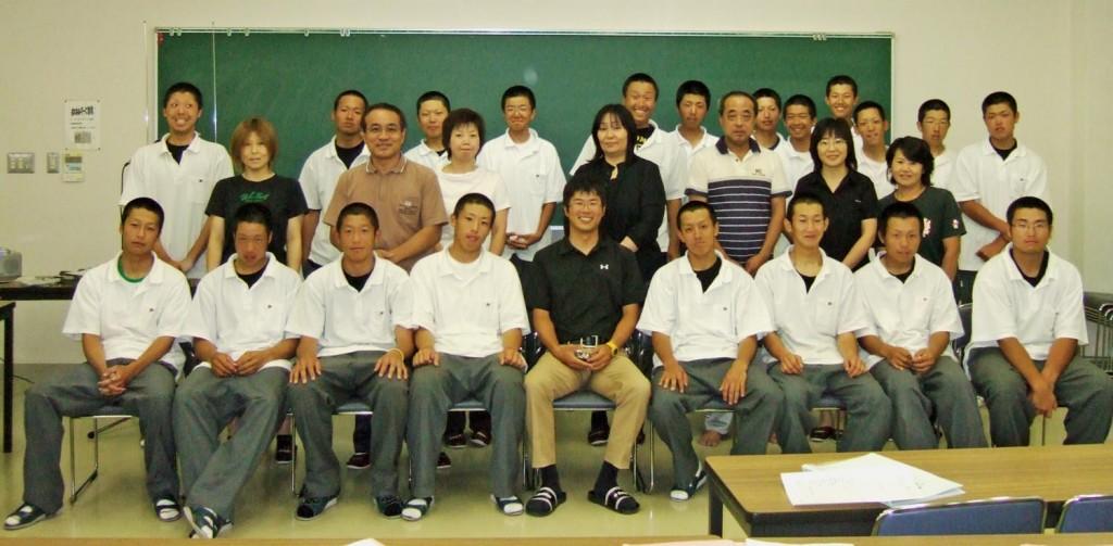 大野東高校硬式野球部