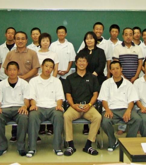 大野東高校 硬式野球部 2008年度