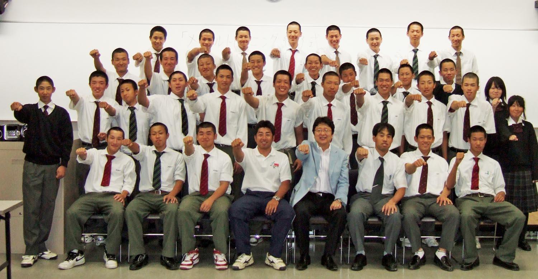 常翔学園高校 硬式野球部 2008