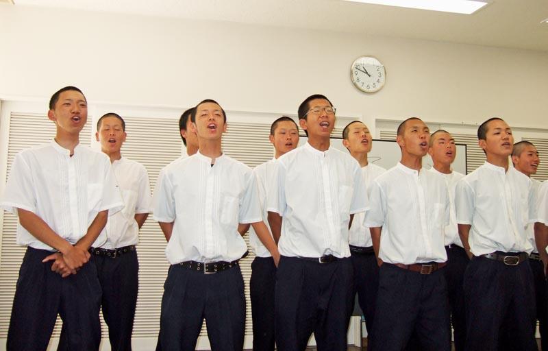 高岡西高校 硬式野球部 2008