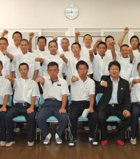 高岡西高校 硬式野球部
