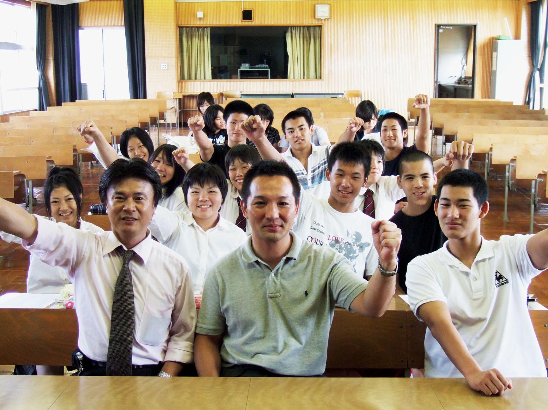 桃山高校 柔道部 2008