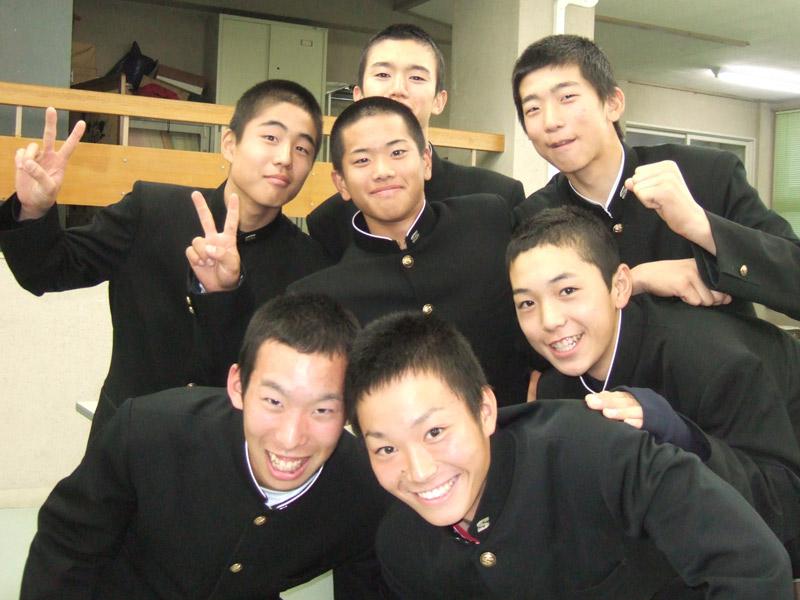 高岡南高校硬式野球部 2008